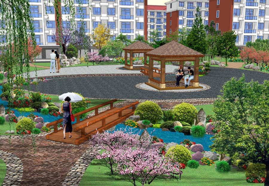 烟台风景园林规划设计院——设计作品8